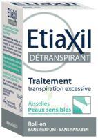Etiaxil Aisselles Détranspirant Peau Sensibles Roll-on/15ml à VALENCE