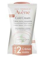 Avène Eau Thermale Cold Cream Duo Crème Mains 2x50ml à VALENCE