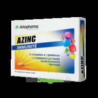 Azinc Immunité Tri Couches Comprimés B/30 à VALENCE