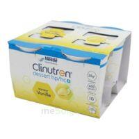 Clinutren Dessert 2.0 Kcal Nutriment Vanille 4cups/200g à VALENCE