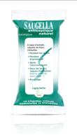 Saugella Antiseptique Lingette Hygiène Intime Paquet/15 à VALENCE