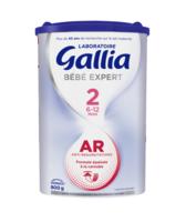 Gallia Bebe Expert Ar 2 Lait En Poudre B/800g à VALENCE