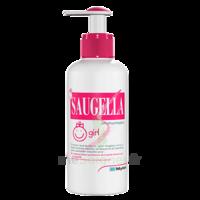 Saugella Girl Savon Liquide Hygiène Intime Fl Pompe/200ml à VALENCE