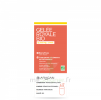 Aragan Gelée Royale Bio 15000 Mg Gelée Fl Pompe Airless/18g à VALENCE