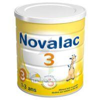 Novalac 3 Lait De Croissance B/800g à VALENCE