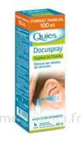 Quies Docuspray Hygiene De L'oreille, Spray 100 Ml à VALENCE