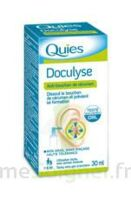 Doculyse Solution Auriculaire Bouchon Cerumen 30ml à VALENCE