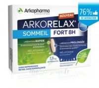 Arkorelax Sommeil Fort 8h Comprimés B/15 à VALENCE