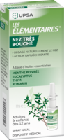 Les Elementaires Solution Nasale Nez Très Bouché 15ml à VALENCE