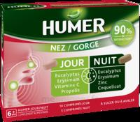 Humer Nez/gorge Jour&nuit 15 Comprimés à VALENCE