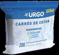 Urgo Carrés De Coton 8x10cm Non Stérile B/200 à VALENCE
