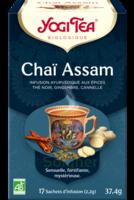 Yogi Tea Tisane AyurvÉdique ChaÏ Assam Bio 17sach/2,2g à VALENCE