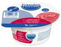 Fresubin 2kcal Crème Sans Lactose Nutriment Fraise Des Bois 4 Pots/200g à VALENCE