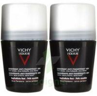 Vichy Anti-transpirant Homme Bille Anti-trace 48h Lot à VALENCE