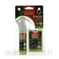 Insect Protect Spray Peau + Spray VÊtements Fl/18ml+fl/50ml à VALENCE
