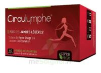 Santé Verte Circulymphe Triple Actions B/60 à VALENCE