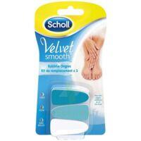 Scholl Velvet Smooth Ongles Sublimes Kit De Remplacement à VALENCE