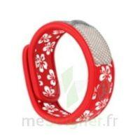 Bracelet Graffic J&t Hawai Rouge à VALENCE