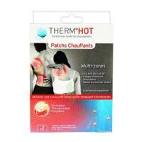 Therm-hot - Patch Chauffant Multi- Zones à VALENCE
