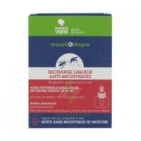 Moustikologne Recharge Diffuseur Anti-moustiques Tablettes 20 Nuits à VALENCE