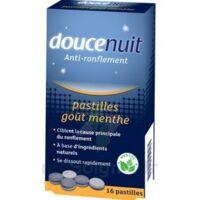Doucenuit Antironflement Pastilles à La Menthe, Bt 16 à VALENCE