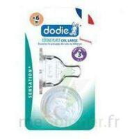Dodie Sensation+ Tétine Plate Débit 2 Silicone 0-6mois à VALENCE