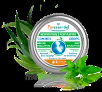 Puressentiel Respiratoire Gommes Menthe-eucalyptus Respiratoire - 45 G à VALENCE