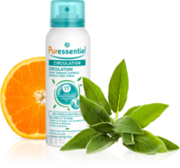 Puressentiel Circulation Spray Tonique Express Circulation - 100 Ml à VALENCE