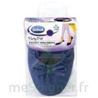 Scholl Pocket Ballerine Bleu Taille 35/36 à VALENCE