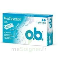 Ob Pro Comfort, Light Flow , Bt 16 à VALENCE