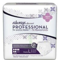 Always Discreet Professional Sous - Vetement, Plus, Large, Sac 12 à VALENCE