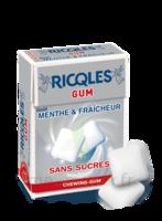 Ricqles Gum Chew Gum Dragée Sans Sucre Blancheur Hygiène B/24g à VALENCE