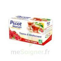 Picot Maman Tisane D'allaitement Fruits Rouges 20 Sachets à VALENCE