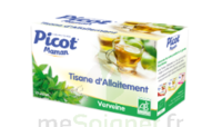 Picot Maman Tisane D'allaitement Verveine 20 Sachets à VALENCE