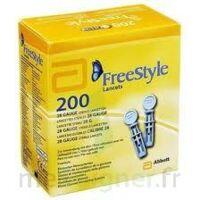 Freestyle Papillon Lancettes B/200 à VALENCE