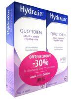 Hydralin Quotidien Gel Lavant Usage Intime 2*200ml à VALENCE