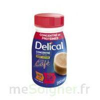 Delical Boisson Hp Hc Concentree Nutriment Café 4bouteilles/200ml à VALENCE