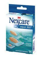 Nexcare Aqua 360° Pansements 3 Tailles B/14 à VALENCE