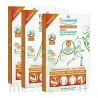 Puressentiel Articulations Et Muscles Patch Chauffant 14 Huiles Essentielles Lot De 3 à VALENCE