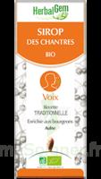 Herbalgem Sirop Bio Des Chantres 150ml à VALENCE
