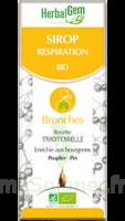 Herbalgem Sirop Bio Respiration 150ml à VALENCE