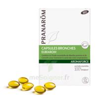 Aromaforce Caps Bronches Bio B/30 à VALENCE