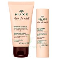 Rêve De Miel Crème Mains Et Ongles + Stick Lèvres Hydratant à VALENCE