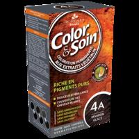 Color&soin Kit Coloration Permanente 4a Marron Glacé à VALENCE