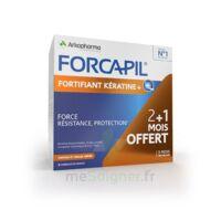Forcapil Fortifiant + Kératine Gélules B/180 à VALENCE