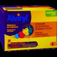 Alvityl Resist Solution Buvable 8 Fioles à VALENCE