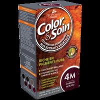 Color&soin Kit Coloration Permanente 4m Châtain Acajou à VALENCE