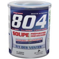 804 Diet Soupe Préparation Pot/300g à VALENCE