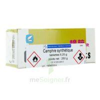 Cooper Camphre Tablettes 250g à VALENCE