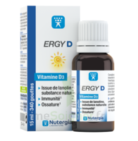 Ergy D Solution Buvable Fl/15ml à VALENCE